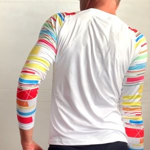Shirts - Men's Long Sleeve Compression Tee